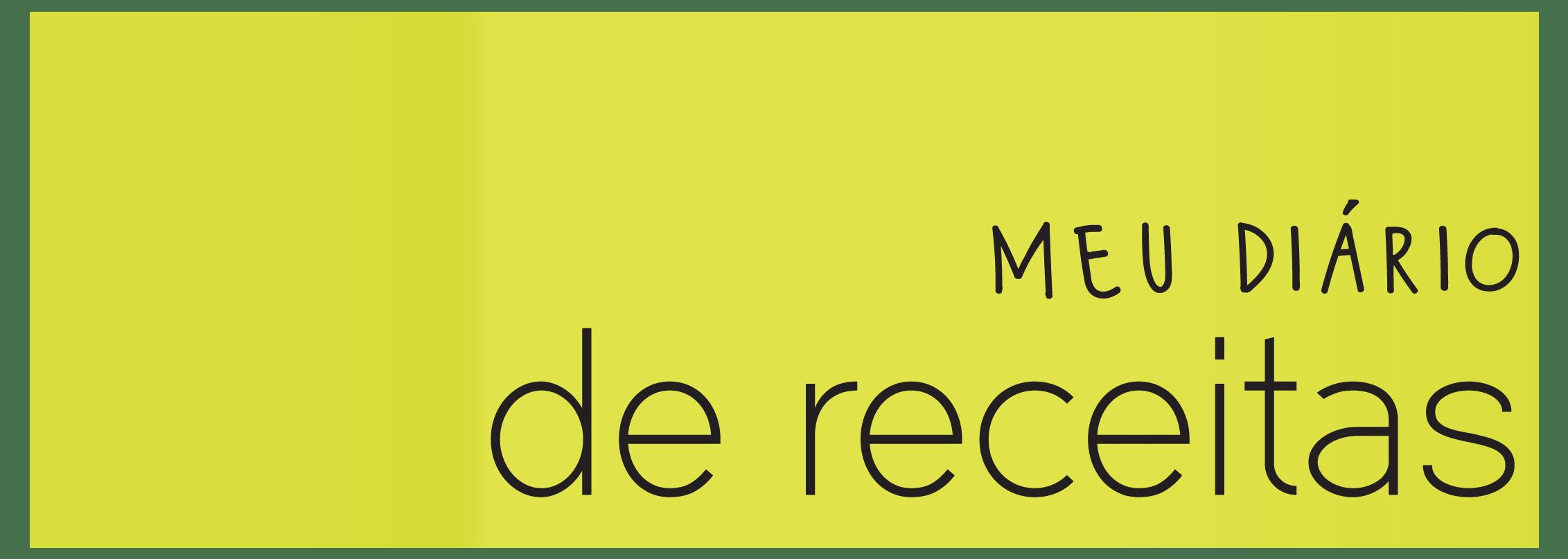 Descubra as Melhores Receitas Online | Meu Diário de Receita