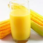 Receita de Suco de Milho Verde